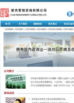 南宁专业的咨询顾问类网站建设